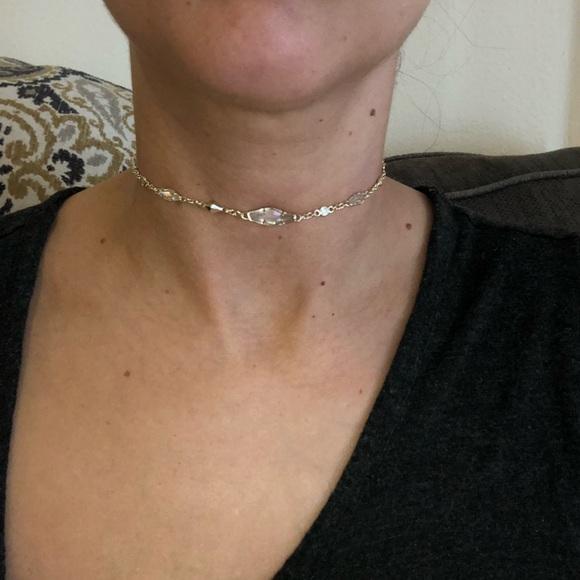 b63a7a91233d41 Kendra Scott Jewelry - Kendra Scott Debra Adjustable Choker